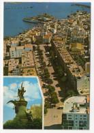 Espagne-Baleares--IBIZA--Promenade Vara De Rey Cpsm 15 X 10 N°298  éd  Zerkowitz - Ibiza