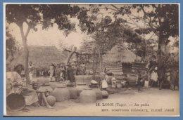 AFRIQUE - TOGO --  Lomé - Au Puits - Togo