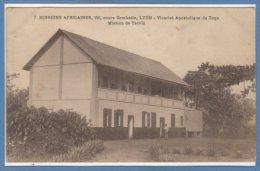 AFRIQUE - TOGO -- Vicariat Apostolique - Mission De Tsévié - Togo
