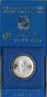 PIA - ITALIA - 1982 : Moneta Da £ 500 In Astuccio - Edizione Zecca - 1946-… : Repubblica
