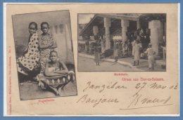 AFRIQUE - ZANZIBAR -- Gruss Aus Dar Es Salaam - Postcards