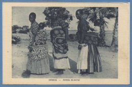 AFRIQUE - ZAMBEZE -- FemmeMa Rotsé - Zimbabwe