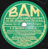 78 Trs - 30 Cm - état EX - Yvon LE MARC´HADOUR - En Allemand, Voir étiquettes - 78 Rpm - Schellackplatten