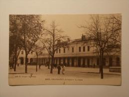 Carte Postale - CHAMBERY (73) - La Gare (157) - Chambery