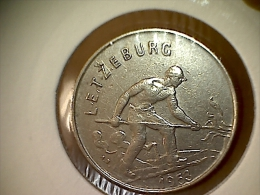 Luxembourg 1 Franc 1953 - Luxembourg