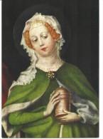 ! - Stefan Lochner - HL. Maria Magdalena - Alte Pinakothek - München - Peintures & Tableaux