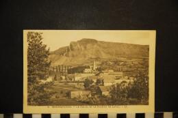 CP, 15, NEUSSARGUES Le Bourg Et Le Rocher De Laval N° 2 Voyagé En 1931 - France