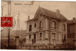 Carte Postale Ancienne De FROUARD - VILLA YVONNE - Frouard