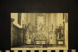 CP, 59, WARHEM Autel De La Vierge Marie Voyagé Ed Cayez - Autres Communes