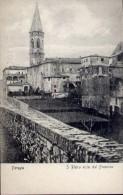 Perugia - S.pietro Visto Dal Frontone - Formato Piccolo Non Viaggiata - Perugia