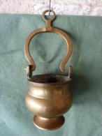 Petit Brule Parfum En Bronze, Brule Encens, Chine? Fin XIX° - Bronzes