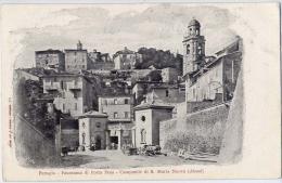 Perugia - Panorama Di Porta Pesa - Campanile Di S.maria Nuova - Alessi - Formato Piccolo Non Viaggiata - Perugia