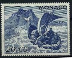 """Monaco YT 273 """" Arrivée De Sainte-Dévote """" 1944 Neuf** - Unused Stamps"""
