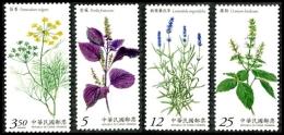 TAIWAN 2014 - Flore, Fleurs Et Plantes De Taiwan - 4 Val  Neuf // Mnh - 1945-... République De Chine