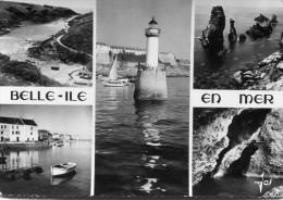 BELLE ILE EN MER(MORBIHAN) PHARE - Belle Ile En Mer