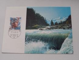PONTRESINA - Anno 1986 ( Zie Foto Voor Details ) !! - Poste & Facteurs