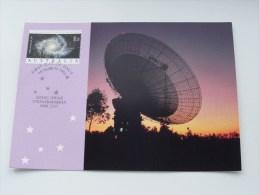 AUSTRALIA ( 3 X ) - Anno 1992 ( Dome / Space / Telescope - Zie Foto Voor Details ) !! - Poste & Facteurs