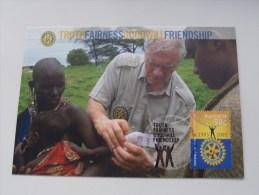 Truth Fainess Goodwill Friendship AUSTRALIA - Anno 1905 - 2005 ( Zie Foto Voor Details ) !! - Poste & Facteurs
