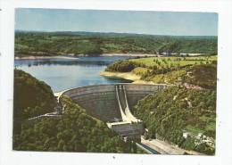Cp , 19 , BORT LES ORGUES , Le Barrage Sur La Dordogne , écrite 1974 , Ed : Sully - Autres Communes