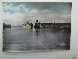 "QUIBERON   Entree Au Port  ""  Le Guedel "" - Quiberon"