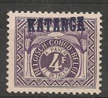 KATANGA TX6 Mint Neuf * - Katanga