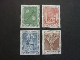 LUXEMBOURG, Année 1966, YT N° 680 à 683 Neufs, Très Légère Trace Charnière - Ongebruikt