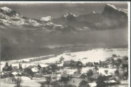 74 CPSM MORILLON LES ESSERTS LE CRIOU ET LA BOURGEOISE 1961 - Other Municipalities