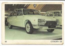 IMAGE AMERICANA MUNICH - AUTOMOBILE - CITROEN GS - Sin Clasificación