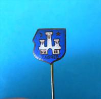 FC ZAGREB - Football Soccer Club Croacia Ex Yugoslavia Old Pin Badge Fussball Futbol Futebol Calcio Anstecknadel - Fútbol