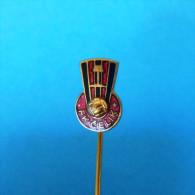NK CELIK Zenica - Bosnia Ex Yugoslavia Football Soccer Club Old Pin Badge Fussball Futbol Calcio Anstecknadel Distintivo - Fútbol