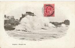 ROYAUME UNI - ENGLAND - BOGNOR - Rough Sea - Bognor Regis