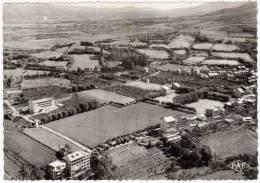 Osséja - Vue Aérienne - Vue Panoramique Et Maison De Cure - France