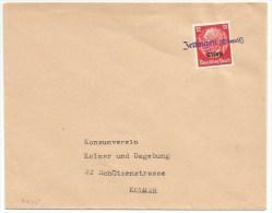 R925 - Provisoire JETTINGEN Elsass - 1940 - Alsace - Gummistempel - - Alsace-Lorraine