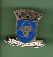 CRECY-EN-PONTHIEU *** (1006) - Villes