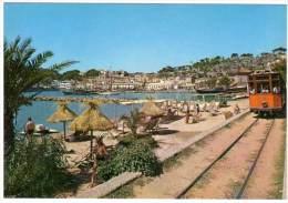 3 Cpm Espagne, Mallorca, Quai, Tramway, Vue Générale - Mallorca