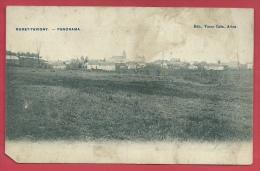 Buret-Tavigny - Panorama ... De La Commune ( Voir Verso )