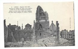 (4516-62) Arras - Ruines De L'Hôtel De Ville Et Du Beffroi - Guerre 1914-1915 - Arras