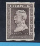 FRANCE N° 606 PÉTAIN - France