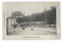 Lacroix-Saint-Ouen - Place Du Marché - Autres Communes