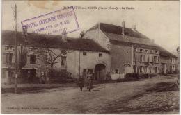 HAUTE MARNE - Dammartin Sur Meuse-Hopital Auxiliaire Bénévole - Carte Postale - Franchise Militaire- 1915 - Poststempel (Briefe)