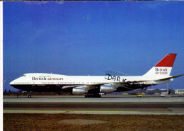 Boeing B747-286B British Airtours Airlines B 747 Aereo Avion B.747 Aircraft Aviation Aiplane B-747 - 1946-....: Moderne