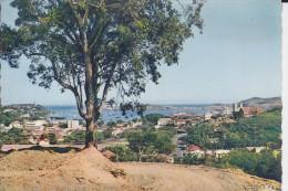 CPSM NOUVELLE CALEDONIE NOUMEA VUE D ENSEMBLE VIRAGE - Nouvelle Calédonie