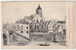 CPA Corbeil, Abside De L'Eglise Notre Dame (pk19475) - Corbeil Essonnes