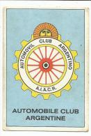 IMAGE AMERICANA MUNICH - AUTOMOBILE - SIGLE AUTOMOBILES CLUBS - ARGENTINE - Sin Clasificación