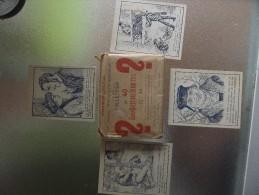 Collection De 40 Cartes Questions Devinettes Images D´epinal Pellerin Pochette N° 9 Toutes En Photo - Vieux Papiers