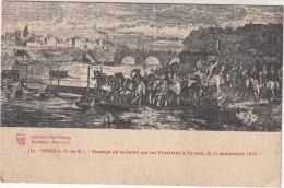CPA Corbeil, Passage De La Seine Par Les Prussiens à Corbeil Ke 17 Septembre 1870 (pk19479) - Corbeil Essonnes