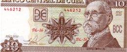 North America - CUB 200 Pesos, 2010(2015), P-New, UNC - Cuba
