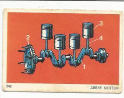 IMAGE AMERICANA MUNICH - AUTOMOBILE - MECANIQUE ET TECHNIQUE - ARBRE MOTEUR - Autres Collections