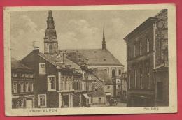 Eupen - Am Berg -1922 ( Voir Verso ) - Eupen