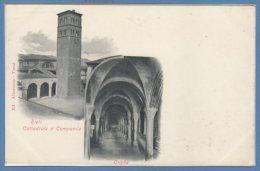 ITALIE --  RIETI -- Cattedrale E Campanile - Rieti